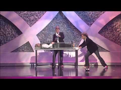 Video der Laserepilation auf der Person