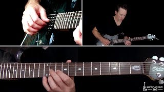 For Those About To Rock (We Salute You) Guitar Lesson (Rhythms) - AC/DC