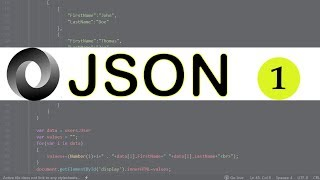 JSON Tutorial for Beginners Step by Step[1]