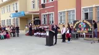 Beylikdüzü İlçe Milli Eğitim Müdürü Ahmet HACIOĞLU