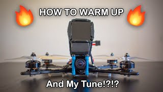 My FPV Warmup Tips