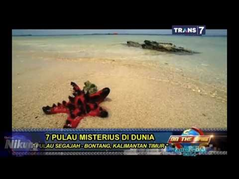 7 Pulau Misterius Di Dunia - On The Spot Trans7 Terbaru 2016 - [ Full HD ]