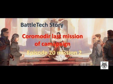 BattleTech Campaign - 64 - Priority Mission Defense Smithon