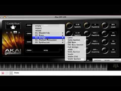 Akai Professional EWI USB | Electronic Wind Instrument MIDI Controller with Included Sound Library