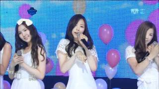 [HD] Performance 110421 A Pink - Wishlist + I don't know ( Debut 1st Stage )