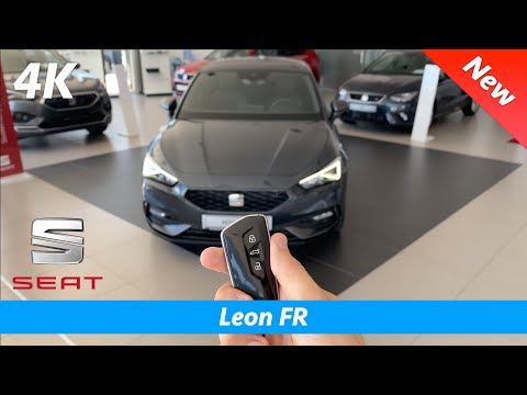 Seat Leon FR 2020 - FULL In-depth review in 4K | Interior-Exterior - Infotainment & Virtual Cockpit
