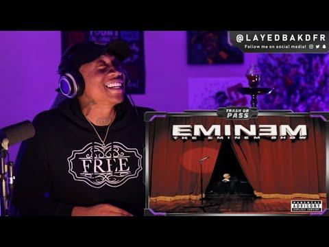 TRASH or Pass! Eminem ( Hailie's Song ) [REACTION!!!]