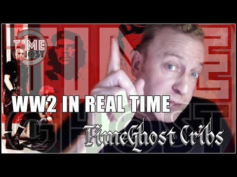 WWII in real time 2018 - the biggest collaboration on YT ever!