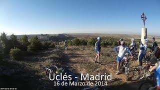 preview picture of video 'Uclés - Madrid MTB'