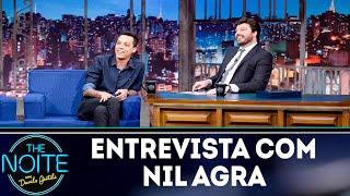 Entrevista Com Nil Agra | The Noite (271218)