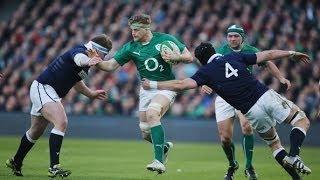 Irlanda Vs Escocia  Highlights 6 Naciones 2014