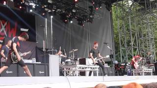 All Time Low - Forget About It & Damned If I Do Ya (live in Berlin 2012)