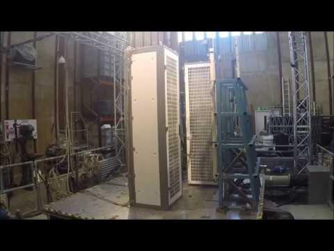 Seismic Cabinet Testing GR 63 CORE Zone 4