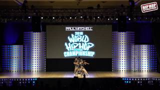 Little Rockers - Mexico (Junior Division) @ #HHI2016 World Semis!!