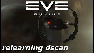 EVE Online - Dscan practice
