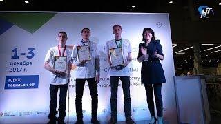 Новгородцы стали призерами национального чемпионата «Абилимпикс»