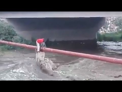 Man seen saving boy at Jukskei river