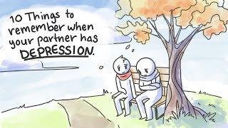 How to Help a Depressed Friend or Partner