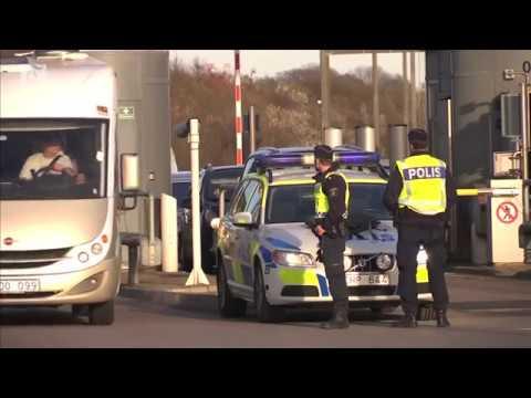 Suspected Stockholm attack driver arrested