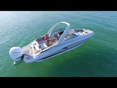 Crownline Eclipse E285 XS video