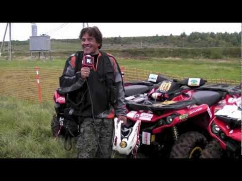 Can-Am Outlander 500   Тест-драйв