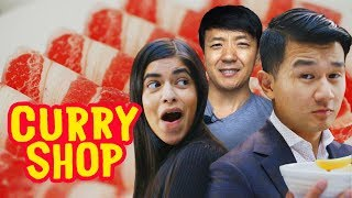 Ronny Chieng and Mike Chen Explain Curry Hot Pot | Curry Shop