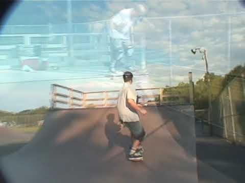 Father Marinaro Skate Park, June 2004