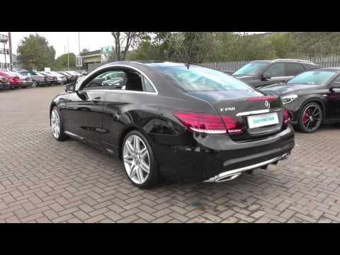 Mercedes-Benz E-Class  Coupe E250 CDI Coupe U22413