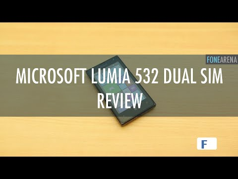 Microsoft Lumia 532 Dual SIM Review