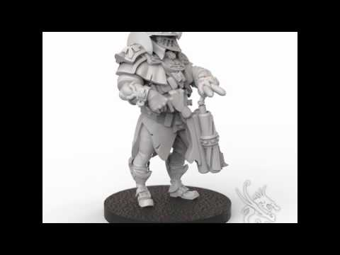 Sergeant Bron 3D