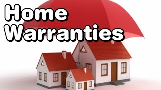 HOW HOME WARRANTIES WORK. WHAT YOU NEED TO KNOW!