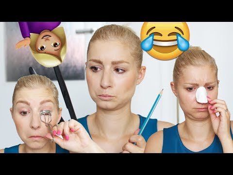 ZKOUŠIM DIVNÝ BEAUTY HACKS Z PINTERESTU