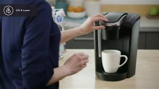 Getting Started with a Keurig® Brewer with a Removable Reservoir