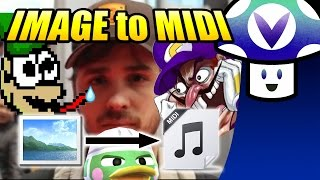 [Vinesauce] Vinny - Image to MIDI