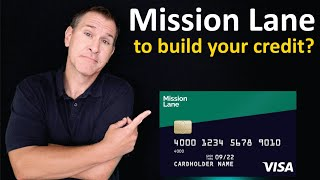 Mission Lane Visa Credit Card Review - Rebuilding Credit / Bad Credit Credit Card