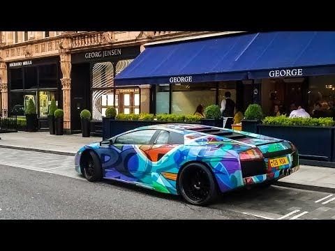 Lamborghini Murcielago hàng fake muốn đẹp hơn hàng thật