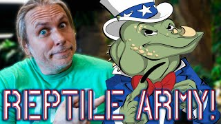 REPTILE ARMY!!! WHAT IS IT?? | BRIAN BARCZYK