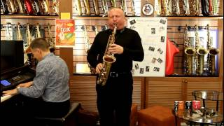 Robert Anchipolovsky. G&A mouthpiece. MARKA reeds. 16.02.2017.