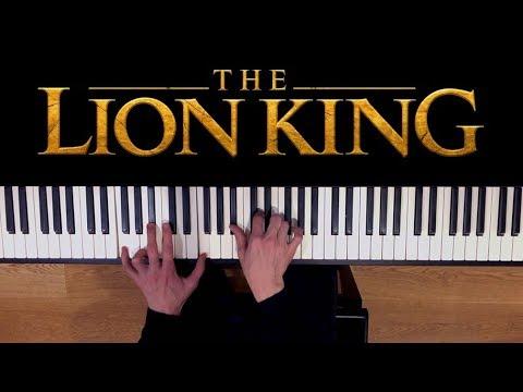 The Lion King - Piano Medley (+ sheets)