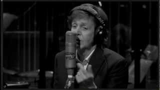 Paul McCartney iTunes Live from Capitol Studios (Part 4/5 )