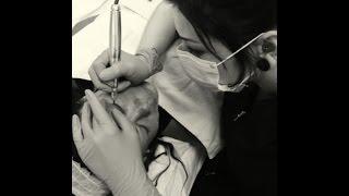 Création sourcils, eye-liner, bouche et camouflage vitiligo