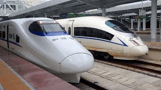 Video : China : The new super-fast train from Wuhan to GuangZhou