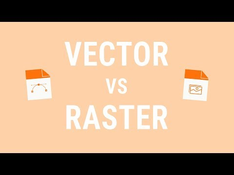 Vector vs Raster Graphics (Difference) by Om Chinchwankar In