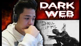 Ang DARK WEB **scary videos on dark web reaction**
