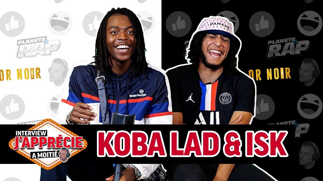 """""""J'apprécie à moitié"""" spécial séries avec Koba LaD & ISK (Koba kiffe Hélène et les garçons !) #61"""