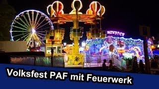 preview picture of video 'Volksfest Pfaffenhofen Festzug & Feuerwerk - LocalEventclips'