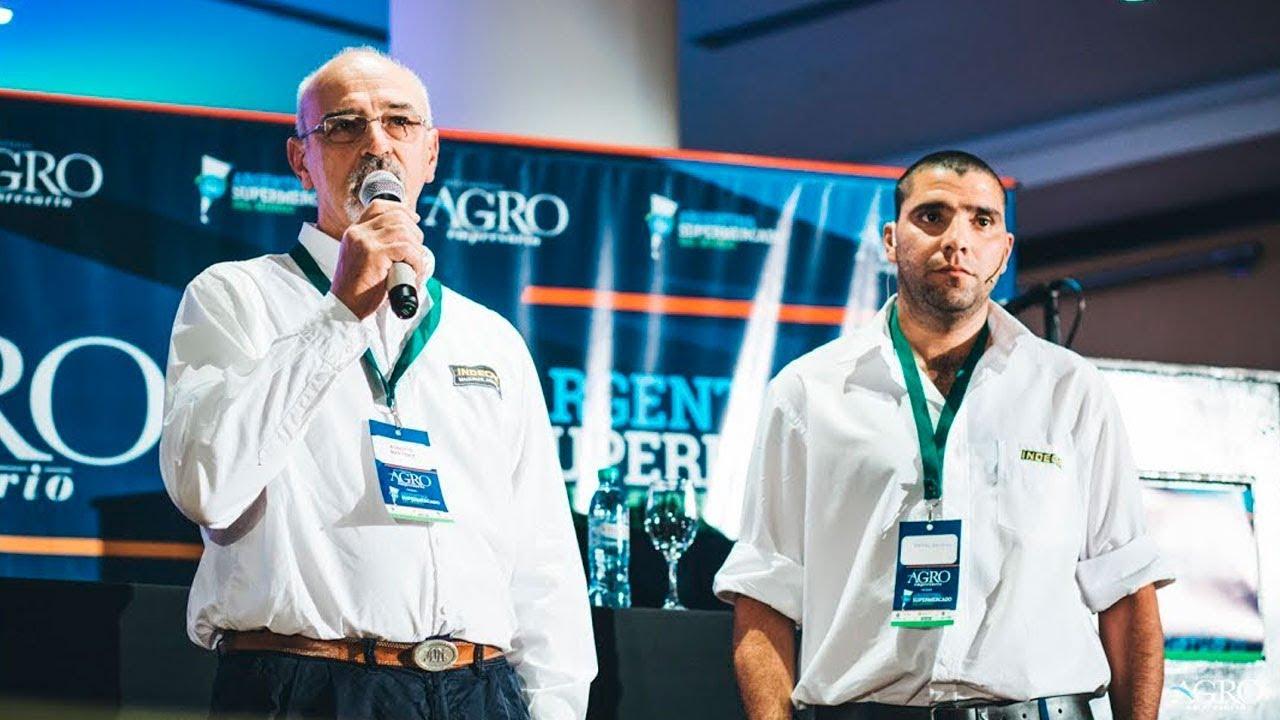 Alberto Martínez y Matías Basualdo - Indecar