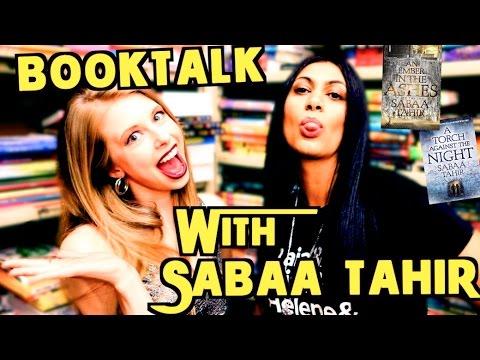 BOOKTALK WITH SABAA TAHIR