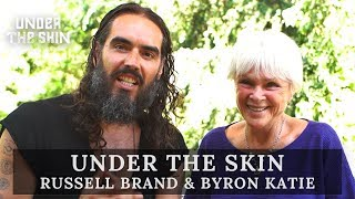 Do You Punish Your Partner? How To Break Toxic Patterns | Russell Brand & Byron Katie