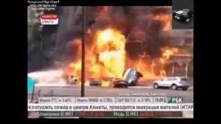 ДТП. Шокирующая Авария в Казахстане. Погиб водитель